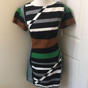 Derek Lam for Design Nation Geometric Shift Dress
